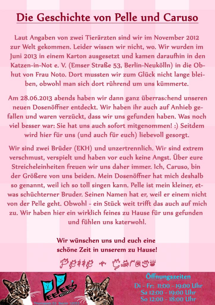 Story deutsch
